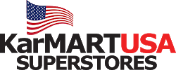 KarMart USA Superstores logo